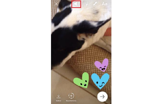 Instagram Stories: agora é só decorar seu Stories e pronto! (Reprodução/Luana Marfim)