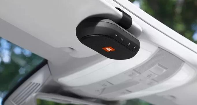 Caixa de som ideal para usar em carros (Foto: Divulgação/JBL)