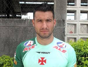 87b5a77005c61 Bahia anuncia a contratação do goleiro Tiago