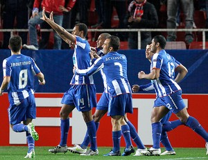 Porto, comemoração, Liga Europa