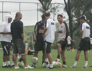 Despedida Diego Tardelli (Foto: Lucas Catta Prêta / Globoesporte.com)