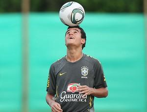 39c7baa739 philippe coutinho brasil sub 20 treino (Foto  Rafael Ribeiro   CBF)