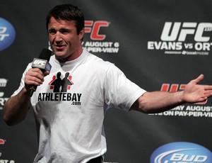 Chael Sonnen lutador americano do UFC (Foto: Divulgação/UFC)