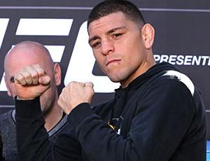 Nick Diaz, lutador do UFC (Foto: Divulgação / UFC)