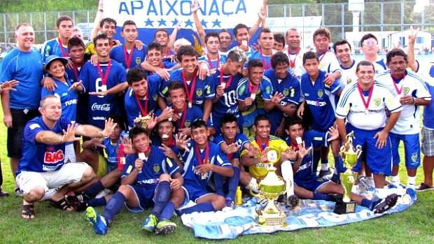Nacional-AM conquista o 10º título do Campeonato Amazonense Juvenil ... 419012bb3af3c