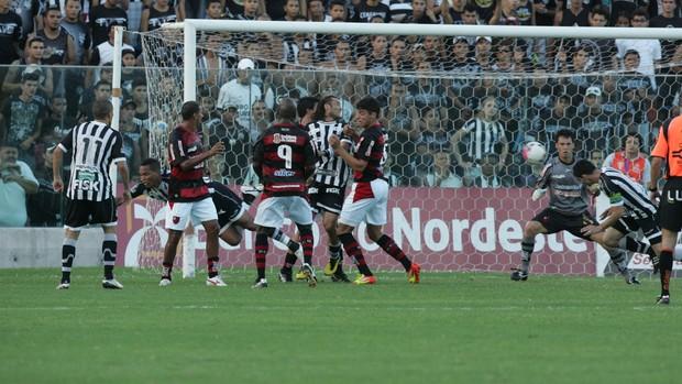 ffffa84568 Ceará x Guarany Sobral pelo Campeonato Cearense (Foto  Viviane Pinheiro   Agência Diário )