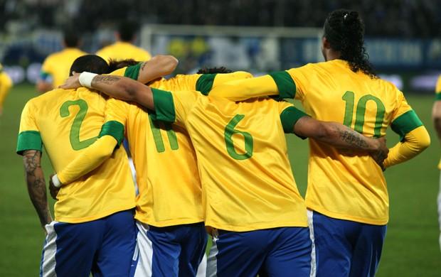 82fc75500c0e9 Comemoração Seleção Brasileira ...