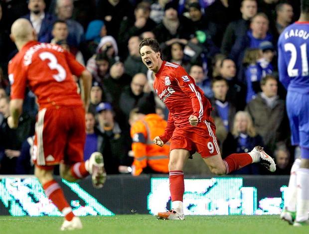 Torres Brilha E Liverpool Ressurge Com Vitoria Sobre O Lider Chelsea Globoesporte Com