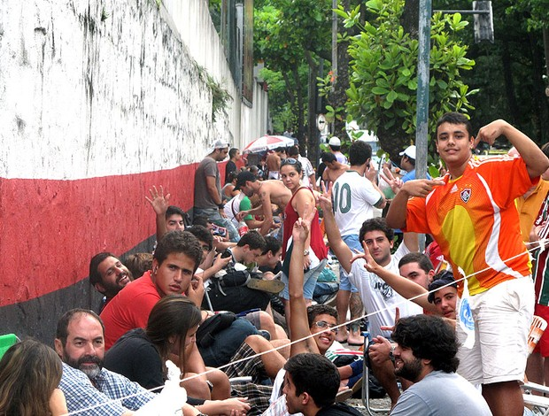 2b061f2d04 Tempo Real  acabam os ingressos para a  decisão  do Brasileiro ...