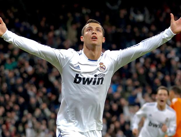Cristiano Ronaldo,comemoração,Real Madrid