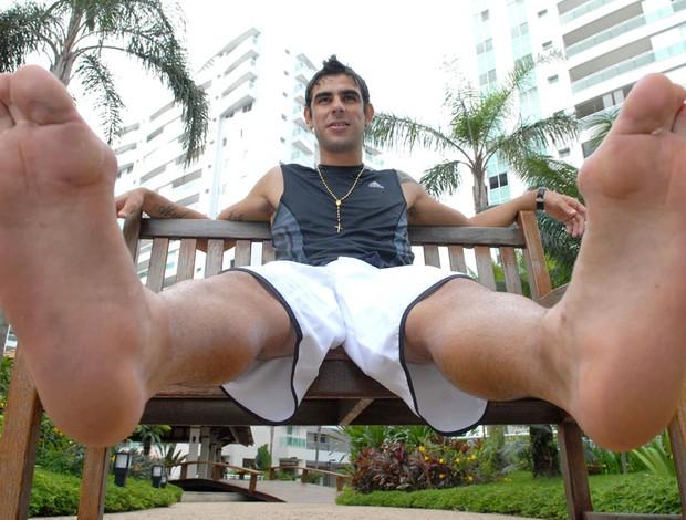 Herrera Botafogo (Foto: Alexandre Durão / Globoesporte.com)