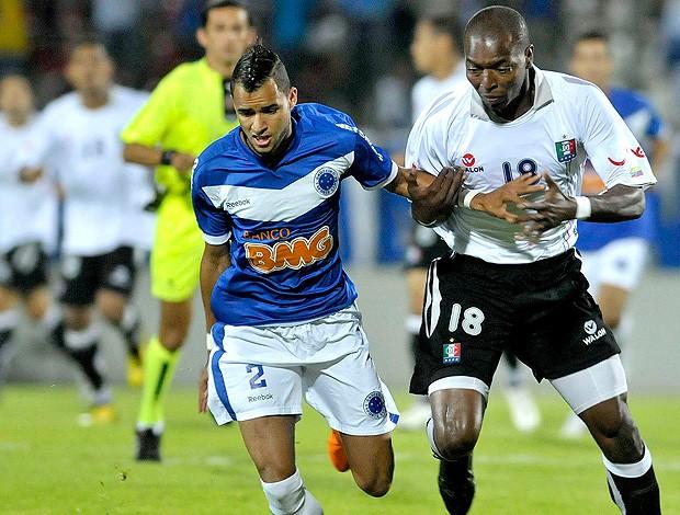 Pablo Cruzeiro x Once Caldas (Foto: Juliana Flister / VIPCOMM)