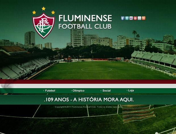 novo site fluminense (Foto  Divulgação) 5e4d3d0368b06