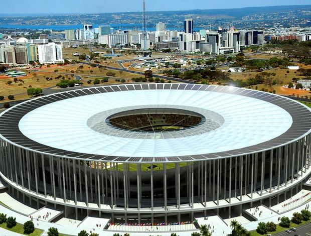 Estádio Nacional de Brasília copa do mundo (Foto: Divulgação)