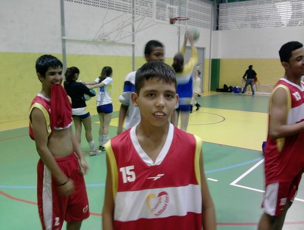 Dever de casa  atleta põe saudade  de castigo  pelo Sul-americano Escolar 334a0fce1110b