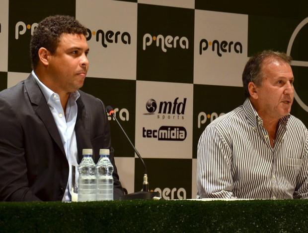 zico ronaldo projeto (Foto: Divulgação)