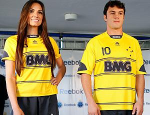 753a6fa823 Cruzeiro homenageia a seleção e lança uniforme amarelo ...