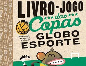 Livro-Jogo das Copas traz relíquias, lembranças e