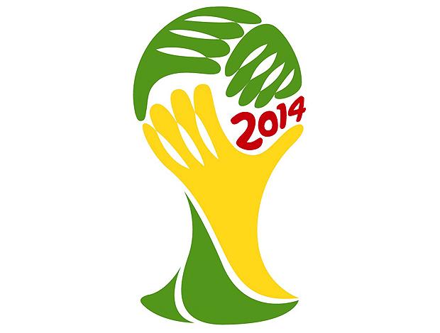 Logo marca copa 2014 brasil