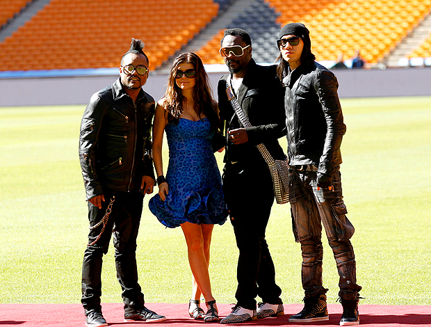Black Eyed peas no soccer city