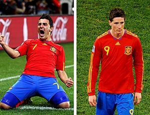 50966da561 Villa e Torres Espanha copa 2010