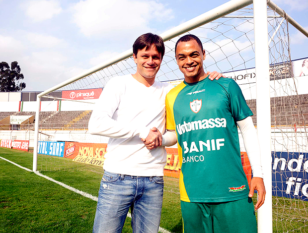 Rodrigo Fabri Dodo Portuguesa Corinthians 355b9c2a1fd56