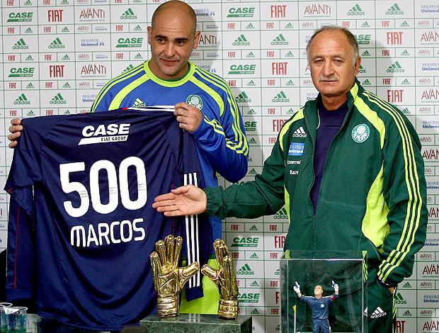 Marcos Palmeiras camisa (Foto: Ag. Estado)
