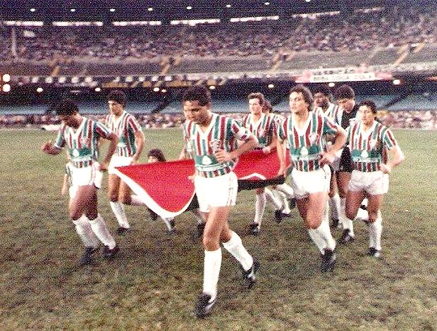 aa6180daa2 1984 Fluminense Football Club (Rio de Janeiro) Clube de Regatas Vasco da  Gama (Rio de Janeiro)