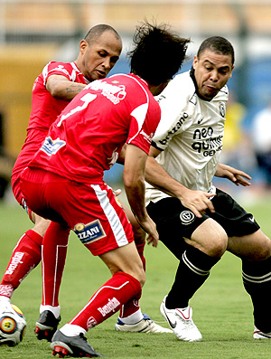 b7a57686a3 No último ensaio para a Libertadores