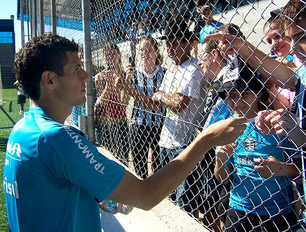 Grêmio Empresta Maylson Ao Sport Até O Fim Da Série B