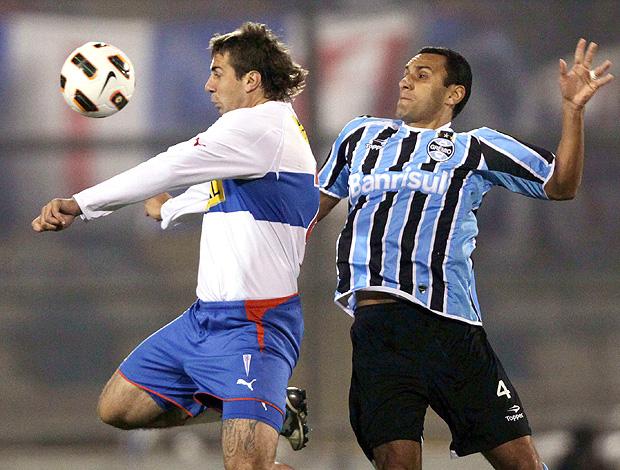 Imortalidade tem limite  derrota no Chile elimina Grêmio da Libertadores cf8a29ae60b57