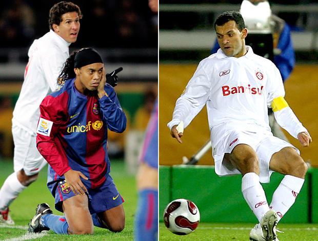 6bbfd6e291 De Yokohama ao Engenhão  Iarley e Ronaldinho têm novo confronto ...