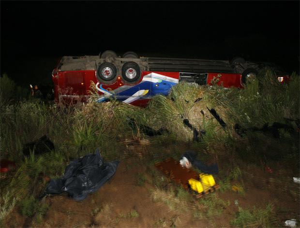 Motorista do acidente que matou integrantes do Brasil-Pel é ... - Globo.com