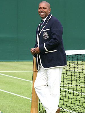 1c95e7bef44 Carlos Bernardes tênis Wimbledon (Foto  Reprodução   Facebook) Carlos  Bernardes comandará a final de Wimbledon