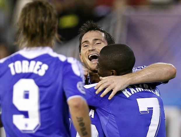Chelsea sofre empate no fim em Valência 9483eae009dbd