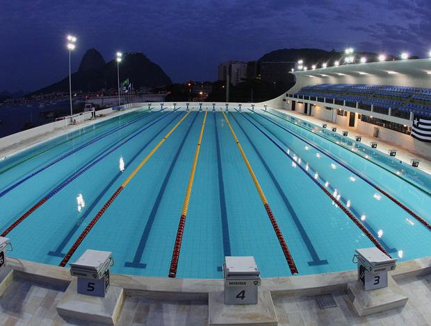 b8f8f98019584 Botafogo reinaugura seu parque aquático no Mourisco