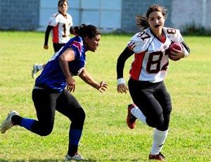 45aff265ed Segunda Copa Vila Velha de futebol americano feminino será em abril ...
