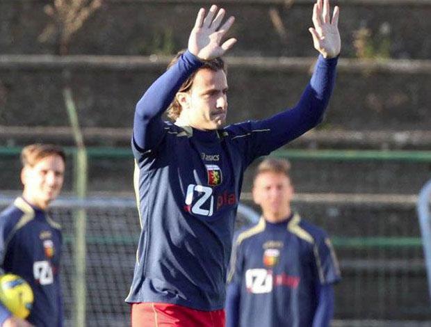 Gilardino é do Genova (Foto: Divulgação/Site Oficial do Genova)