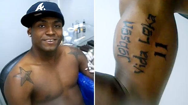 Racionais Mcs Inspira Jobson Em Nova Tatuagem Vida Loka