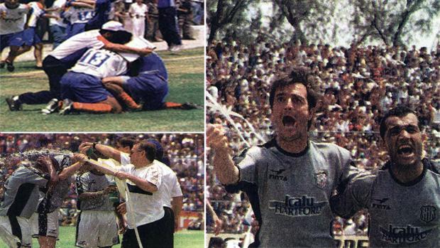 Ceará x Fortaleza pela Série B do Campeonato Brasileiro 2001 (Foto  Agênica  ... 7a8c1a73eb1db