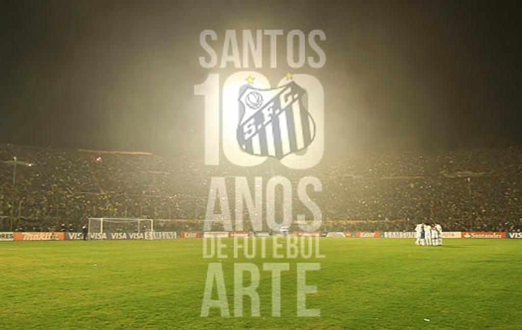 Nós contra rapa  é o principal evento do centenário do Santos. Veja mais    c55e8054d60b1