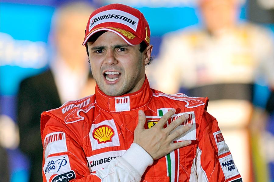 Fidelidade, acidente e 'quase título': os anos de Felipe Massa na Ferrari    globoesporte.com
