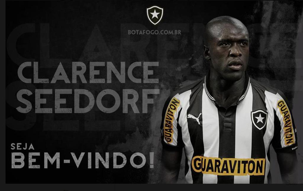 e74c121340 Sonho vira realidade  Seedorf aceita proposta e vai jogar pelo Botafogo