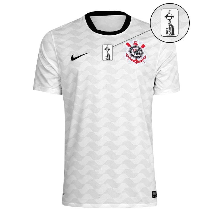 d6ed58bdd0054 Corinthians começa a venda de camisas com selo da Libertadores ...