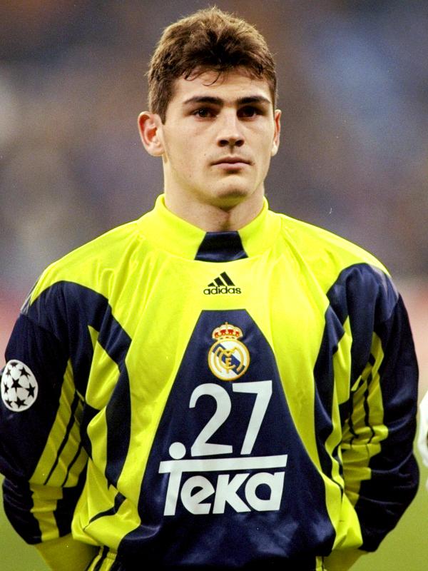 Estreia de Casillas no Real completa 13 anos   Gostaria de ficar mais 20   672870224a30b