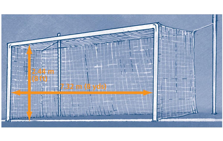 85bf374b6 Fifa explica rede do Maracanã: 'Manter a consistência dentro de campo' |  globoesporte.com