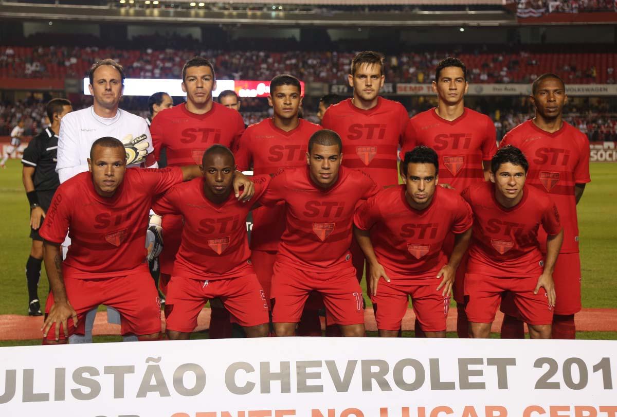 8daafff2d5 Primeiro lote da nova camisa do São Paulo se esgota em 24 horas |  globoesporte.com