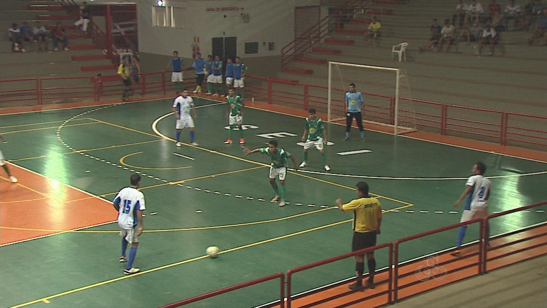 Rivera e Madureira decidem título da elite do Acreano de Futsal nesta quinta 4f93a60ae9786