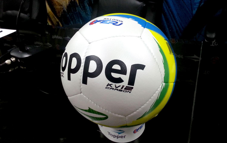 39bf17523e1e3 Federação do Rio apresenta bola que será usada no próximo Carioca ...