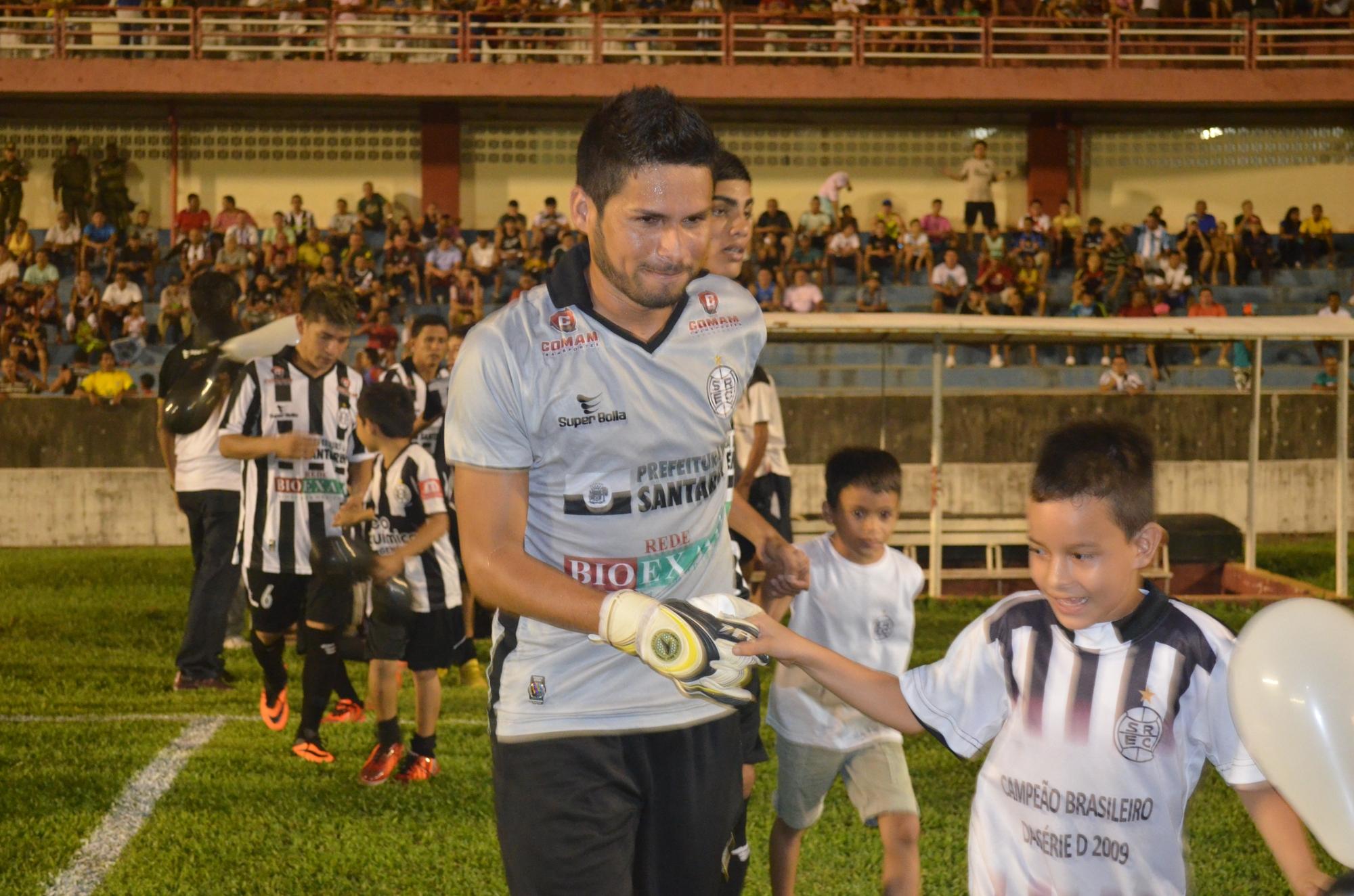 Tapajós confirma contratação de goleiro Labilá para disputa do ... - Globo.com